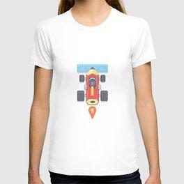 "Creative Drive - ""Car for illustrators"" T-shirt"