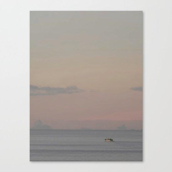 Guada sunset Canvas Print