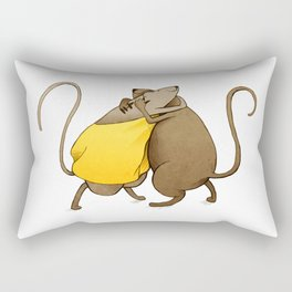 MOUSEY LOVE Rectangular Pillow