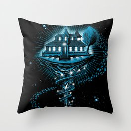 house of leaves Throw Pillow