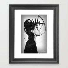 Envenom Framed Art Print