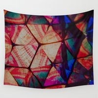 prism Wall Tapestries featuring Prism by Lotus Effects