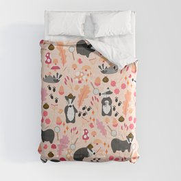 The Badger Detectives Comforters