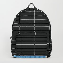Cubo Negro -Detail- Backpack