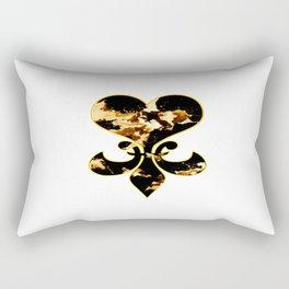 Destined Heart Rectangular Pillow