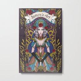Magic Carpet Metal Print