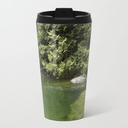 Waterhole in the Forest Travel Mug