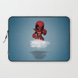 I'm Diedpool Flying Laptop Sleeve