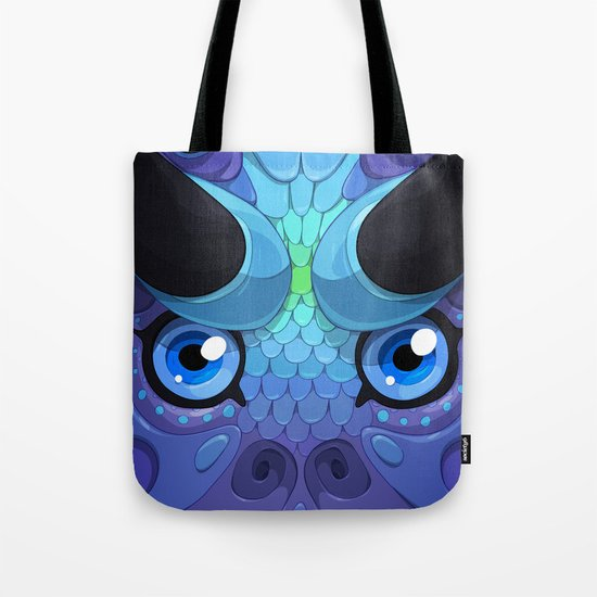 Lady Grey Tote Bag