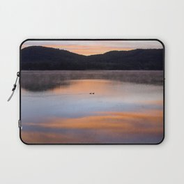 Out of the Depths (Sunrise on Lake George) Laptop Sleeve