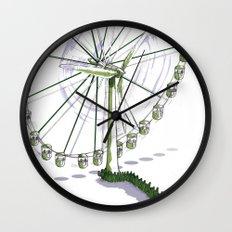 Wisdom of scientists Wall Clock