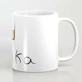 Vodka Cup Coffee Mug