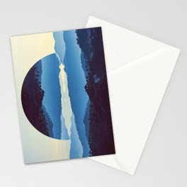 Himalayan Reflection 2 Stationery Cards