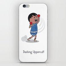 Dashing Uppercut iPhone & iPod Skin