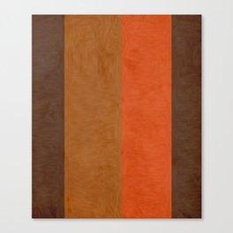 Shades of Brown Canvas Print