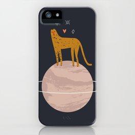 Saturn Guest iPhone Case