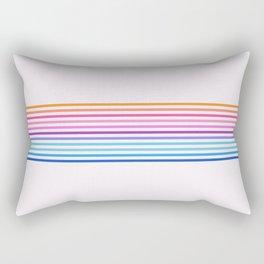 Vintage T-shirt No11 Rectangular Pillow