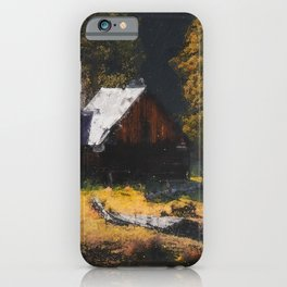 Into the Fields iPhone Case