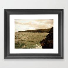 Abenteuer Framed Art Print
