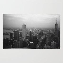 Chicago evening Rug