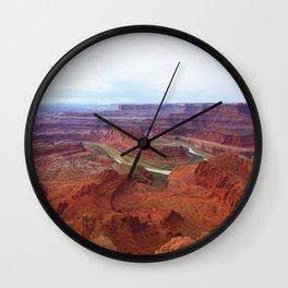 Dead Horse Point Wall Clock