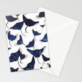 Manta Ray Stationery Cards