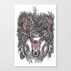 Lonach Canvas Print