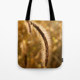 Lakeside Grass Tote Bag