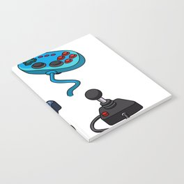 Video Game  Controls Notebook