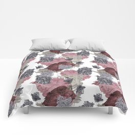 Carbonation Collection: pink Comforters