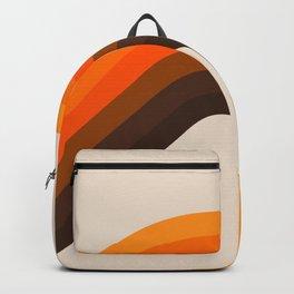 Golden Bending Bow Backpack