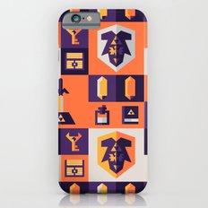 Legend of Zelda Items Slim Case iPhone 6s