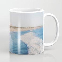 Beach Day at Santa Monica Coffee Mug