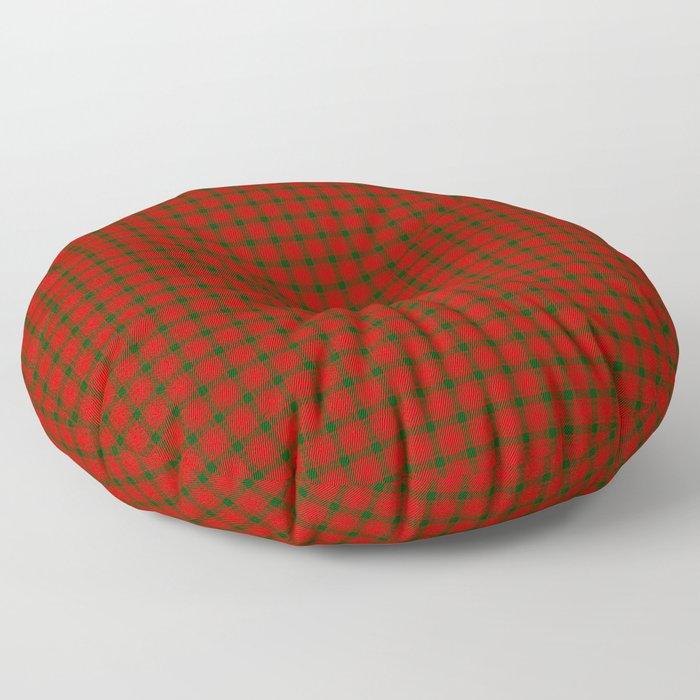 MacQuarrie Tartan Floor Pillow