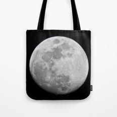 Moon #lunar Tote Bag