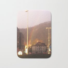 LGBT Rainbow in Bregenz Bath Mat