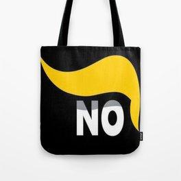 NO DONALD J TRUMP Tote Bag