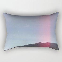 Pyrenees Mountains Rectangular Pillow