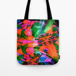Worm Tumor Colony (Infected) Tote Bag