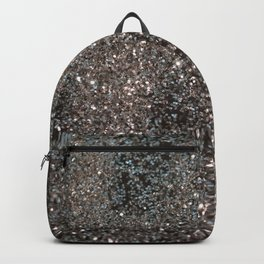 Silver Glitter #1 #decor #art #society6 Backpack