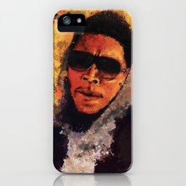D Haddy iPhone Case