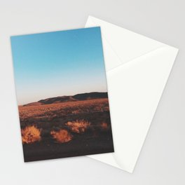Desert Tranquility Stationery Cards