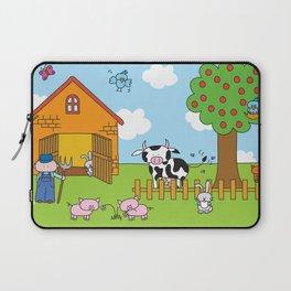 Farm Laptop Sleeve