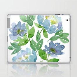 Forever Blue Laptop & iPad Skin