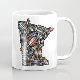 Minnesota Orb Mug Coffee Mug