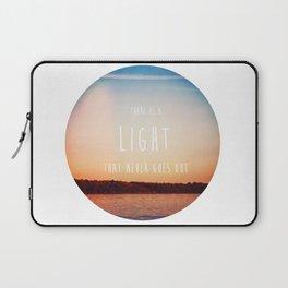 light Laptop Sleeve
