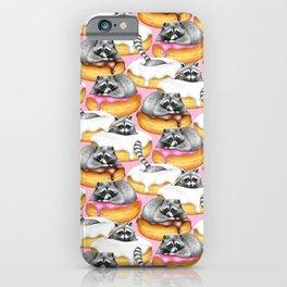 The Sweet Dreams of a Trash Panda  iPhone Case