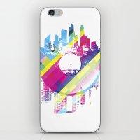 deadmau5 iPhone & iPod Skins featuring Urban Vinyl V2 by Sitchko Igor