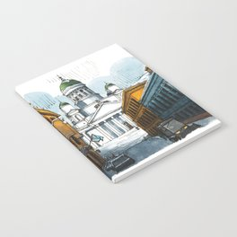 Helsinki Cathedral Notebook