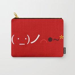 ( ・_・)ノ⌒●~* Bomb! Carry-All Pouch